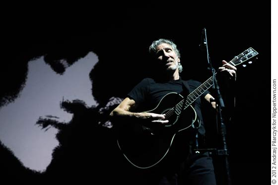 """Roger Waters' """"The Wall"""" @ the Times Union Center, 6/28/12"""