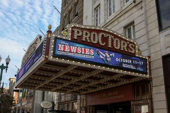 Signs of the City: Proctors in Schenectady