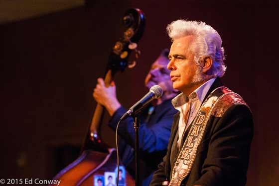 Chris Crepps and Dale Watson