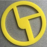 DB-A-0010 Yellow Magnet