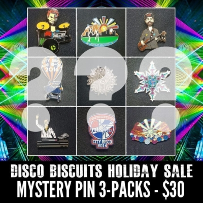 Mystery Pin 3-Pack