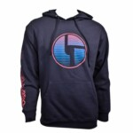 disco biscuits panther hoodie front