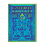 Disco Biscuits 2019 Green Dot Labs On 42 Poster