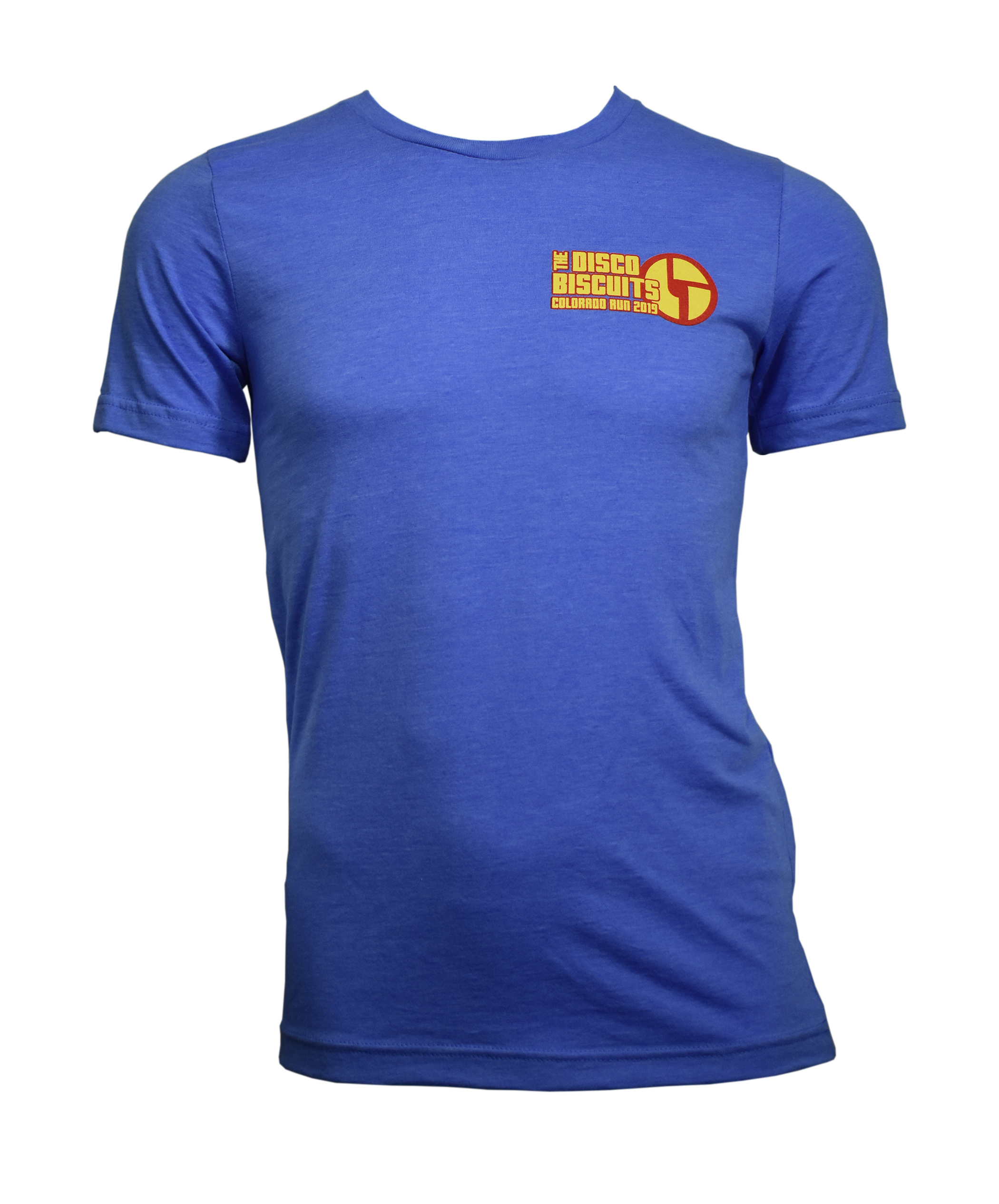 TDB – Red Rocks Event T-shirt FRONT