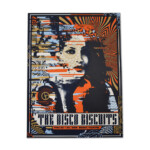 Disco Biscuits 2019 Ogden Theatre Poster Nate Duval