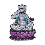 Disco Biscuits See No Evil Pin Serlo