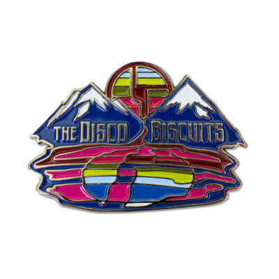 Disco Biscuits 2019 Colorado Event Pin