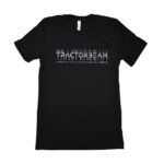Tractorbeam Fall Tour 2019 T-shirt FRONT