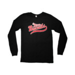 Disco Biscuits- baseball t long sleeve