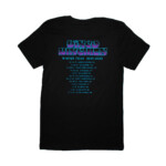 Disco Bisquits- Winter tour 2019 tee-black- Back