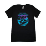 Disco Bisquits- Winter tour 2019 tee-black- front