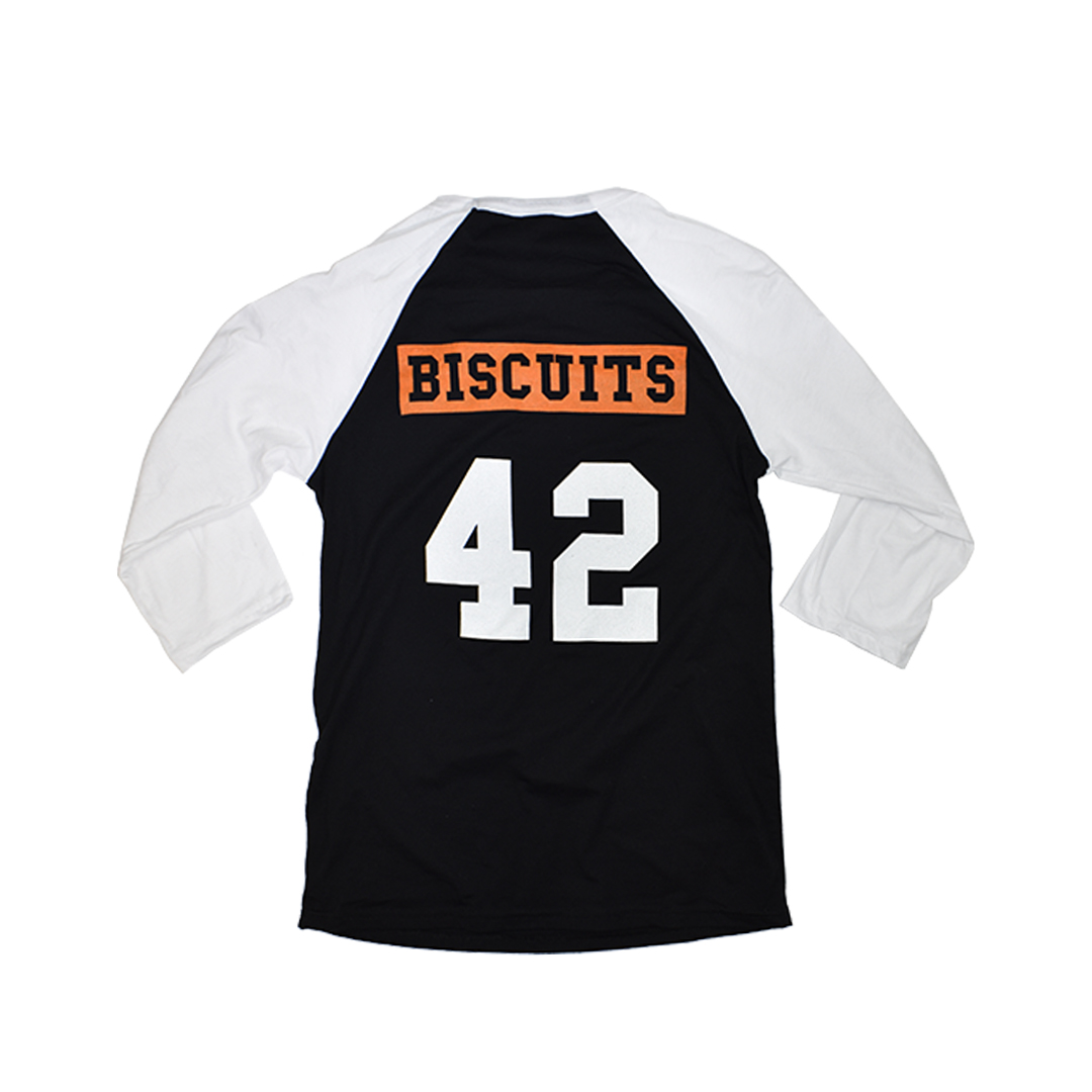 Disco Biscuits – Philly 2020 Event Baseball Shirt BACK