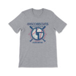 Disco Biscuits Baseball Event Unisex Shirt Athletic Heather