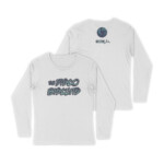Disco Biscuits Gilson Logo Ladies Long Sleeve