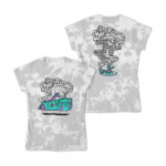 The Disco Biscuits Women's Tour Tie Dye