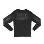 The Disco Biscuits Yarmouth Road Longsleeve T-shirt Back