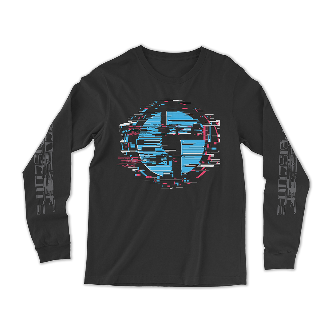 The Disco Biscuits Yarmouth Road Longsleeve T-shirt Front