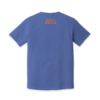 Gradient Logo Blue Unisex Shirt Back