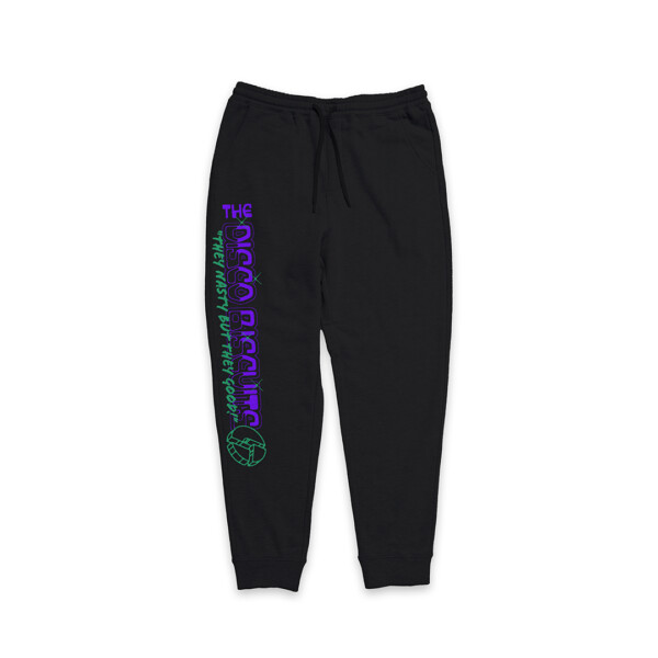 Nasty But They Good Black Joggers Black