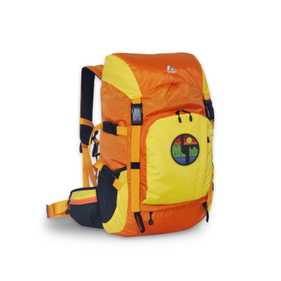 Nature Logo Hiking Backpack
