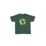Youth Logo Forest Shirt Front