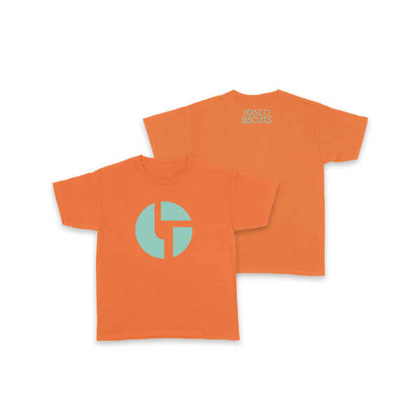 Youth Logo Orange Shirt