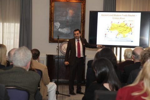 Turkey at a Historic Crossroads A George D. Schwab Foreign Policy Briefing