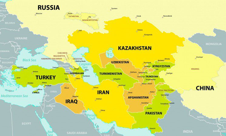 Central Asia After Troop Withdrawal From Afghanistan