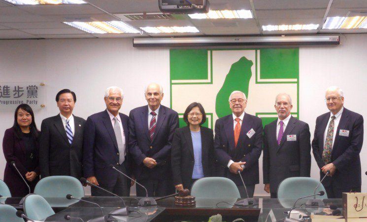 NCAFP Fact-finding Mission to Seoul, Taipei, Beijing and Tokyo