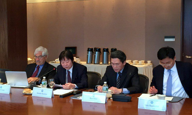 U.S.-China-ROK Trilateral Conference Report