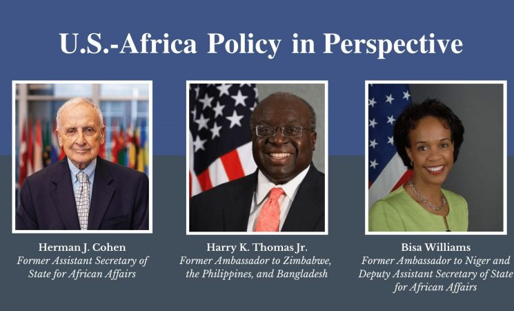 U.S.-Africa Policy in Perspective