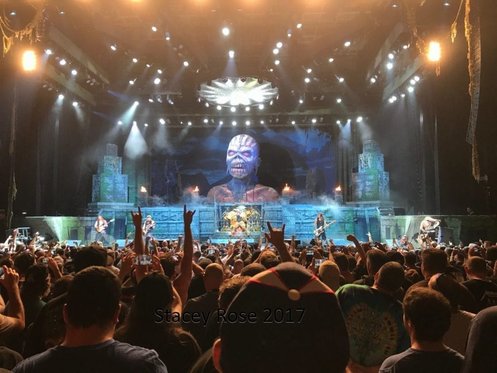 iron maiden at xfinity center-july 19th, 2017 | live music news & review