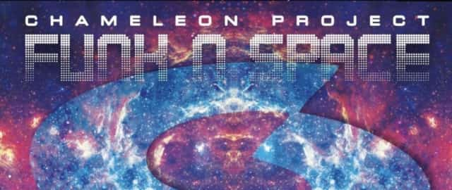 Cover of Chameleon Project's album Funk N' Space