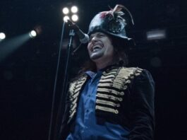Adam Ant at Webster Hall, Photo by Mark Ashe