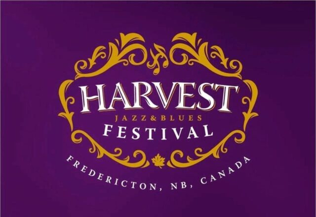 Harvest Jazz & Blues Festival logo