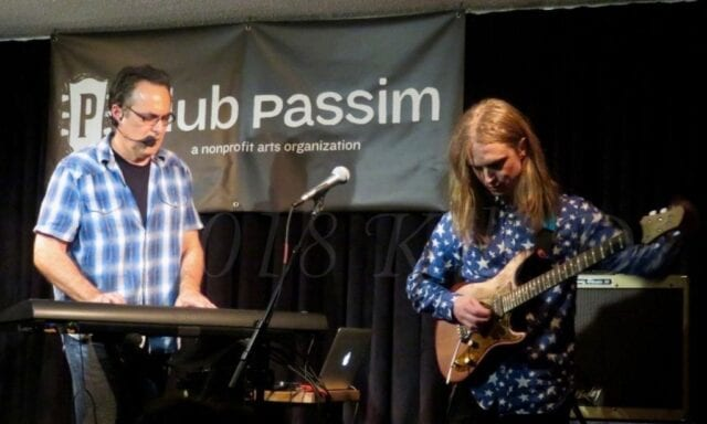 Neal Morse and Paul Bielatowicz collaborate on