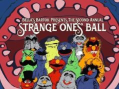 the logo for the 2nd Strange Ones' Ball