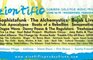 Ziontific 2017 lineup