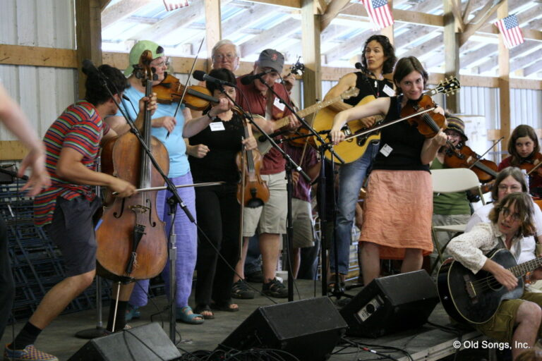 The Old Songs Festival
